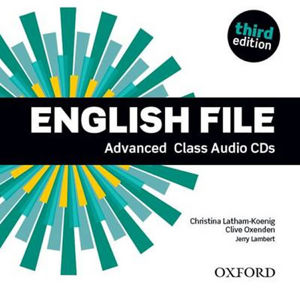 English File Advanced Class Audio CDs /4/ (3rd) - Christina Latham-Koenig, Clive Oxenden