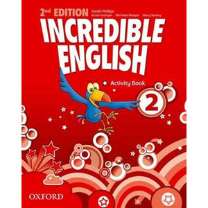 Incredible English 2 Activity Book with Online Practice (2nd)