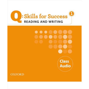 Q Skills for Success 1 Reading & Writing Class Audio CDs /2/