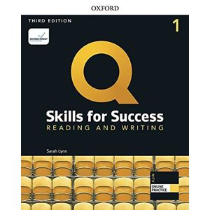 Q Skills for Success 1 Reading & Writing Student´s Book with iQ Online Practice, 3rd