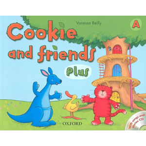 Cookie and Friends APlus Classbook with Songs and Stories CD Pack