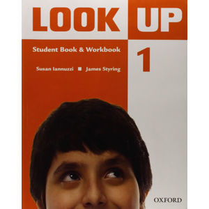 Look Up 1 Student´s Pack (student´s Book + Workbook with Multi-ROM)
