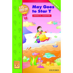 Up and Away Readers 3 May Goes to Star Y
