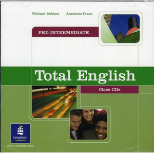 Total English Pre-intermediate Class CDs - Class CD - Richard Acklam