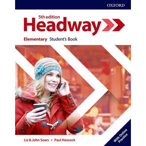 New Headway Elementary Student´s Book with Online Practice (5th)