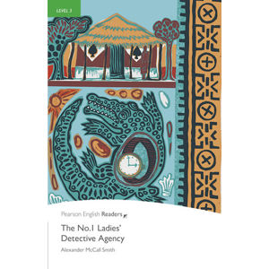 PER | Level 3: The No.1 Ladie´s Detective Agency Bk/MP3 Pack - Alexander McCall Smith