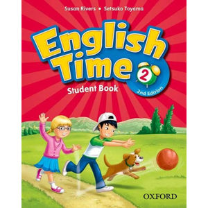 English Time 2 Student´s Book (2nd)