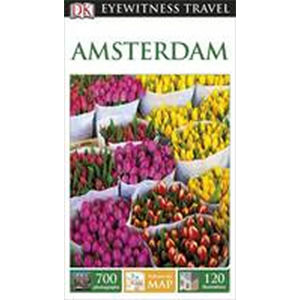 Amsterdam - DK Eyewitness Travel Guide - neuveden