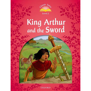 Classic Tales 2 King Arthur and the Sword Audio Mp3 Pack (2nd)