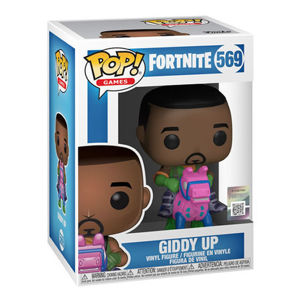 Funko POP Games: Fortnite S4 - Giddy Up