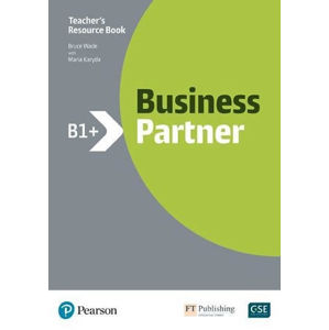 Business Partner B1+ Teacher´s Book with MyEnglishLab Pack