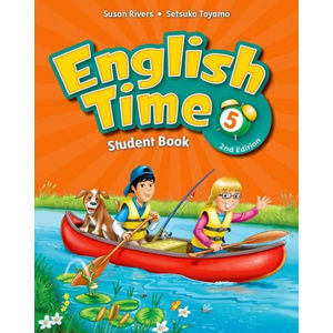 English Time 5 Student´s Book (2nd)