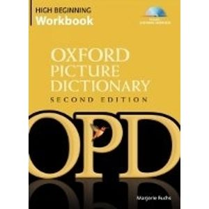 Oxford Picture Dictionary High-beginning Workbook Pack (2nd)