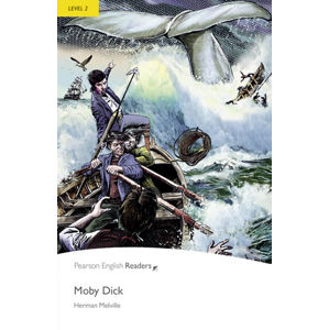 PER | Level 2: Moby Dick Bk/MP3 Pack - Herman Melville