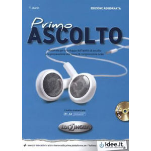 Primo Ascolto A1-A2 Libro dello studente + CD Audio