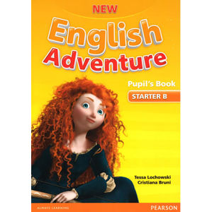 New English Adventure STA B Pupil´s Book w/ DVD Pack - Anne Worrall