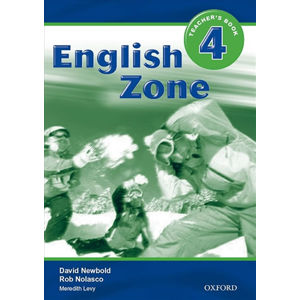 English Zone 4 Teacher´s Book