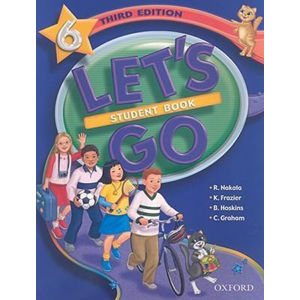 Let´s Go 6 Student´s Book (3rd)