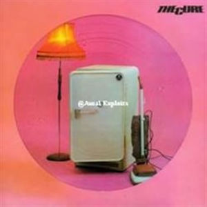 The Cure: Three Imaginary Boys - LP