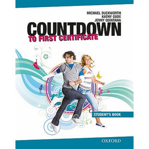 Countdown to First Certificate Student´s Book