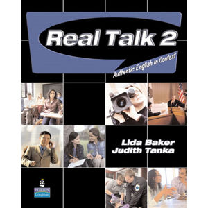 Real Talk 2: Authentic English in Context Students´ Book - Lida Baker