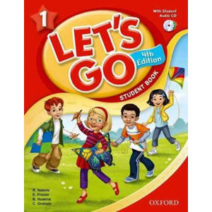 Let´s Go 1 Student´s Book + Audio CD (4th)