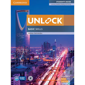 Unlock Basic Skills Student´s Book with Downloadable Audio and Video