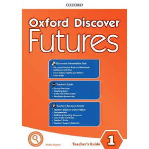 Oxford Discover Futures 1 Teacher´s Pack with Classroom Presentation Tool