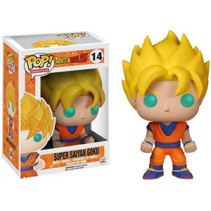 Funko POP Anime: Dragonball Z - Super Salyan Goku