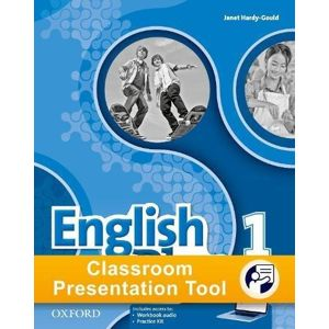 English Plus 1 Classroom Presentation Tool eWorkbook Pack (Access Code Card), 2nd