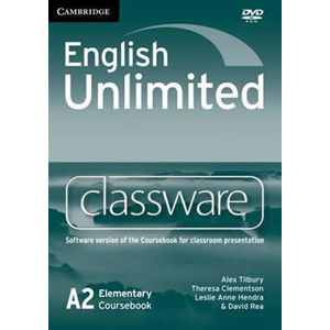 English Unlimited Elementary Classware DVD-ROM - Alex Tilbury