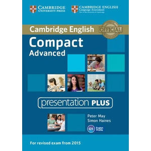 Compact Advanced Presentation Plus DVD-ROM - Peter May