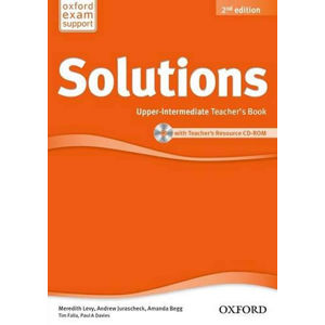 Maturita Solutions Upper Intermediate Teacher´s Book (2nd)