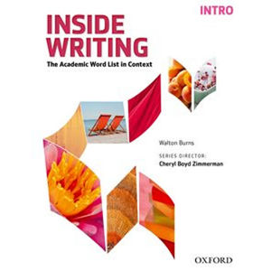 Inside Writing Intro Student´s Book