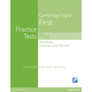 Practice Tests Plus Cambridge English First 2008 w/ CD-ROM Pack (no key) - 1st Coursepack - Nick Kenny