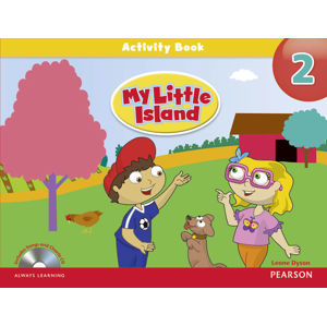 My Little Island 2 Activity Book w/ Songs and Chants CD Pack - Leone Dyson