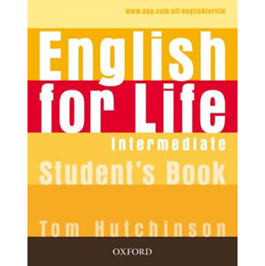 English for Life Intermediate Student´s Book + Multi-ROM Pack