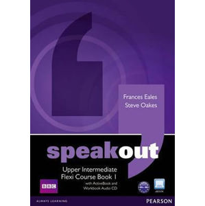 Speakout Upper Intermediate Flexi Coursebook 1 Pack - Flexi Course Book 1 Pack