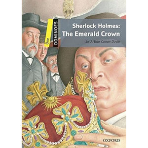 Dominoes 1 Sherlock Holmes Emerald Crown with Audio Mp3 Pack (2nd)