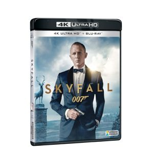 Skyfall 2 Blu-ray (4K Ultra HD + Blu-ray)