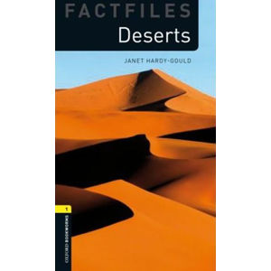 Oxford Bookworms Factfiles 1 Deserts with Audio Mp3 Pack (New Edition)