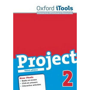 Project 2 New iTools DVD-ROM with Book on Screen (3rd)