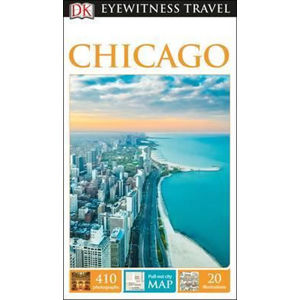 Chicago - DK Eyewitness Travel Guide - Lucie Hlavatá