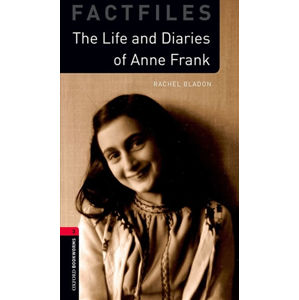 Oxford Bookworms Factfiles 3 Anne Frank with Audio Mp3 Pack (New Edition)