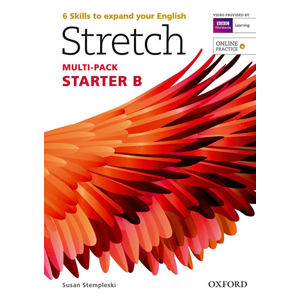 Stretch Starter Student´s Book and Workbook Multipack B