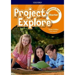 Project Explore Starter Student´s Book