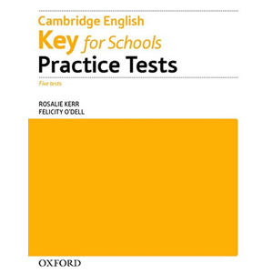 Cambridge English Key for Schools Practice Tests Without Answer Key