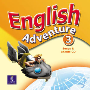 English Adventure 3 Songs CD - Songs CD - Izabella Hearn