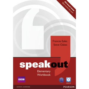 Speakout Elementary Workbook w/ Audio CD Pack (no key) - Frances Eales