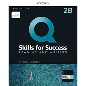 Q Skills for Success 2 Reading & Writing Student´s Book B with iQ Online Practice, 3rd